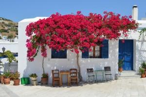 Mykonos e Paros
