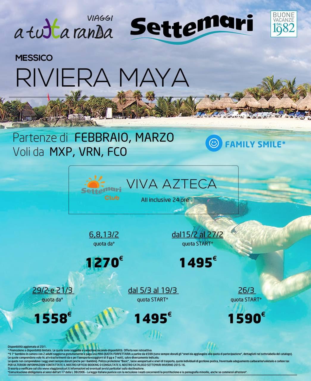 Immergetevi nella Riviera Maya